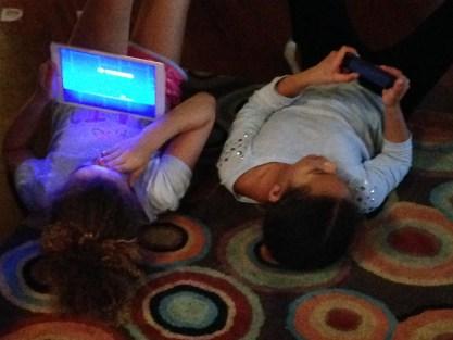 Modern play time