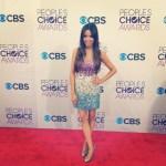 #MMSteez - People's Choice Awards (Celebuzz Correspondent): Terani Couture | Ring: Alberto Parada | Shoes: Dolce Vita
