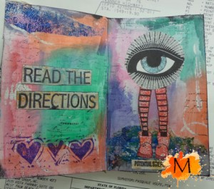 Michelle McCosh Art Journal