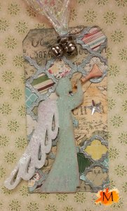 Michelle McCosh 12 tags of december