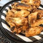 Honey Curry Chicken Wings