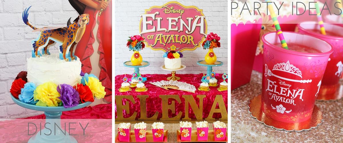 Elena Party Ideas