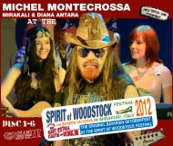 Spirit of Woodstock Festival 2012 in Mirapuri, Italy - Disc 1-6