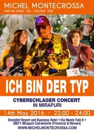 Ich bin der Typ Concert in Mirapuri