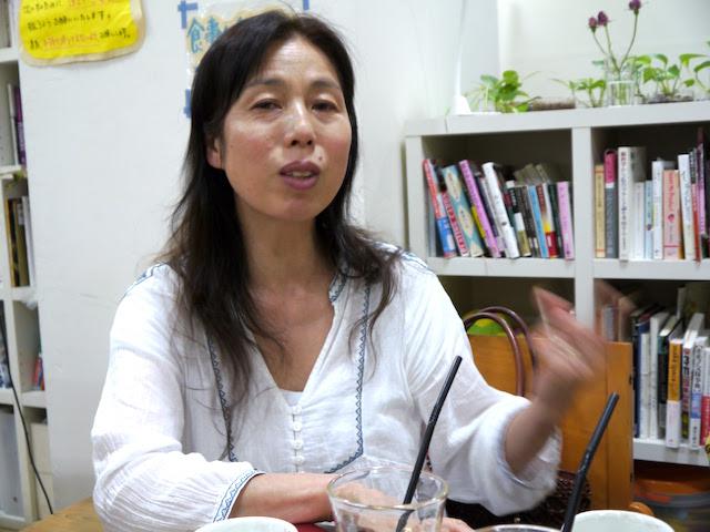 佐藤貴子さん「心の復興が遠い人ほど、家から出てこない。どうやって家から出すかが課題かな。付き添ってあげると、120%の力を発揮できる人もいるから、やるのよ」