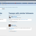 Google lance Follow Finder pour Twitter