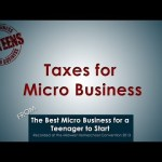 Video: Taxes for Micro Business