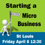 Micro business workshops in Cincinnati and St Louis