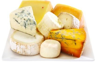 ¿Son quesos?