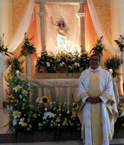 SE INVITA AL XV ANIVERSARIO SACERDOTAL DEL PADRE ALEJANDRO HERNÁNDEZ