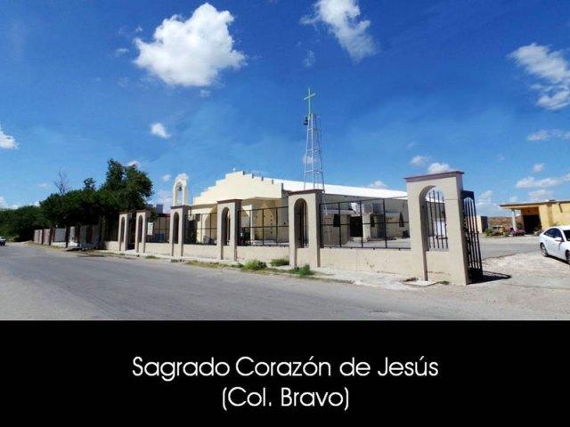 Sagrado Corazón de Jesús (Bravo)
