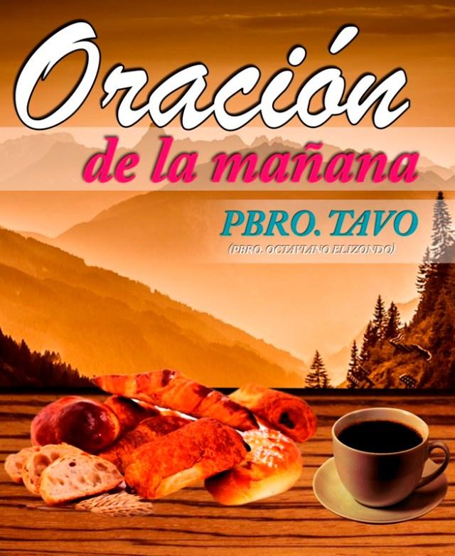 ORACIÓN DE LA COMUNICACIÓN (MIÉRCOLES)