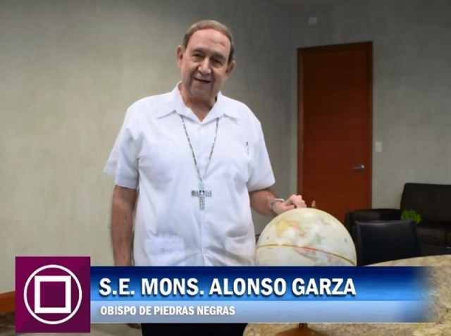 VIDEO: MONS. ALONSO GARZA INVITA A PARTICIPAR EN LA COLECTA DOMUND 2017