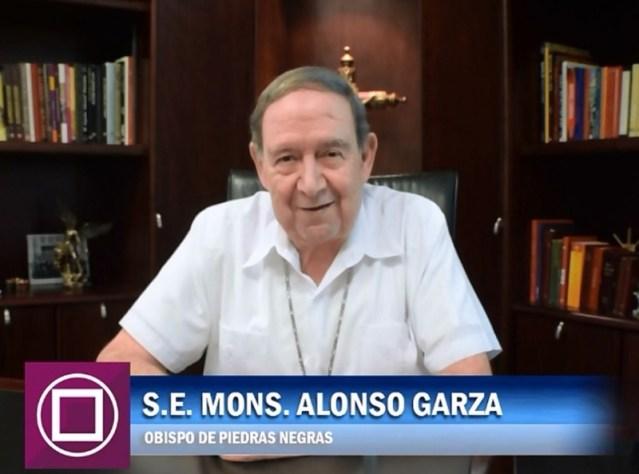 VIDEO: MONS. ALONSO GARZA INVITA AL 7MO CONGRESO FAMILIAR DIOCESANO