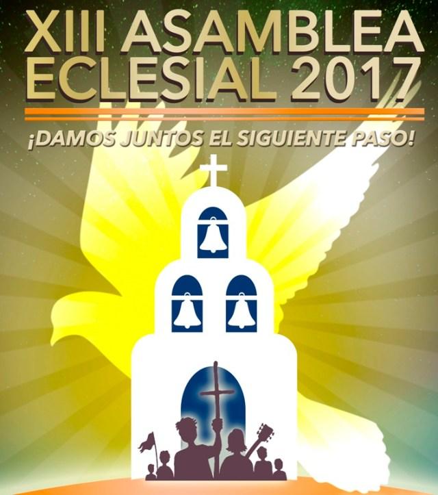 DESCARGA AQUÍ EL MATERIAL DE LA XIII ASAMBLEA ECLESIAL 2017