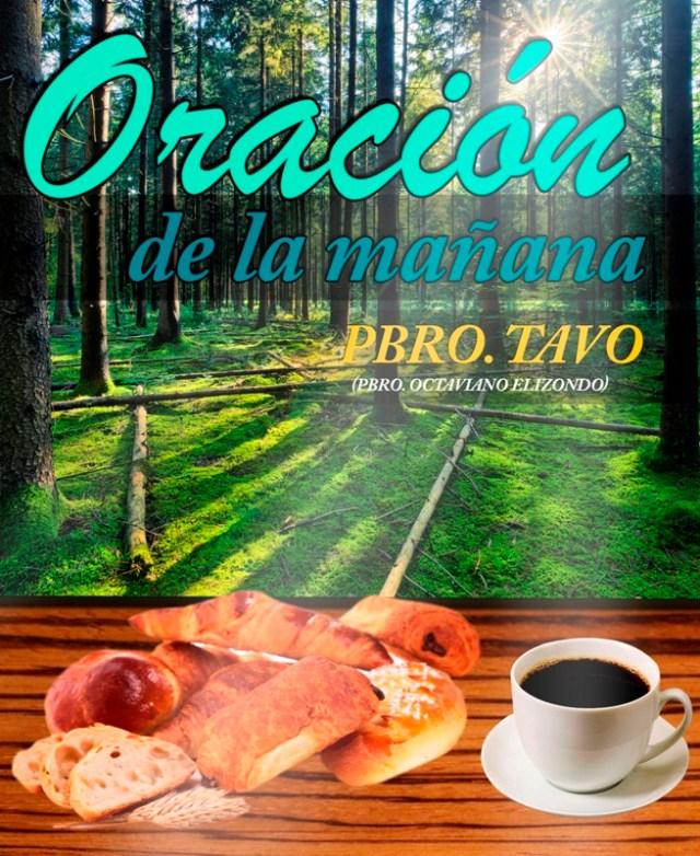ORACIÓN DE LA MAÑANA (LUNES)