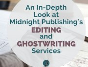 An In-Depth Look at Midnight Publishing's Editing and Ghostwriting Services