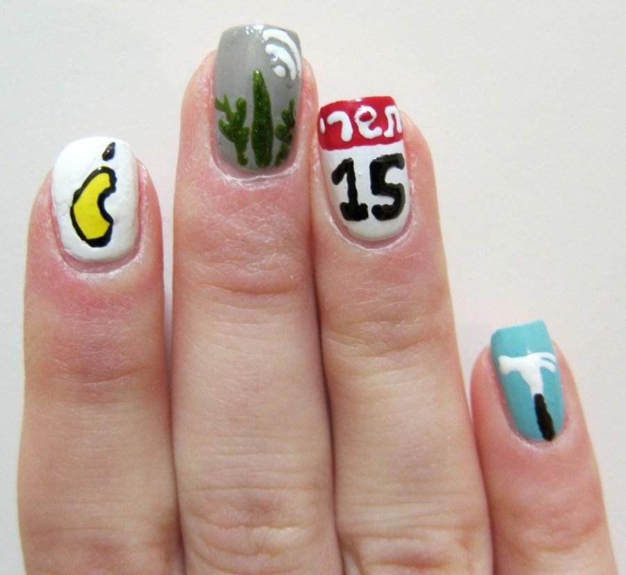 Sukkot Manicure