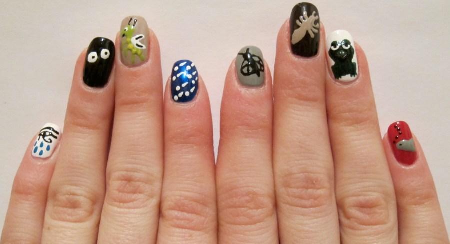 Midrash Manicures Ten Plagues 2012