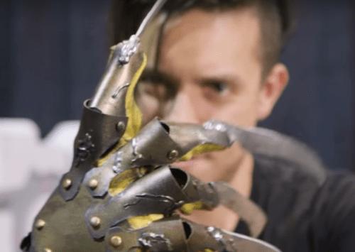 Nerdist: Finally, A Way to Make Your Own Freddy Krueger Glove