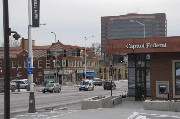 Capitol Federal bank now open at 43rd and Main | Midtown ...