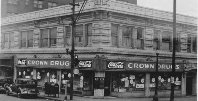 Kansas City history captured in 1940s photos.