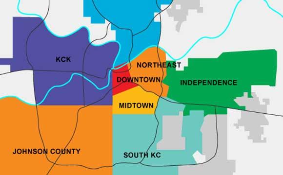 Graphic courtesy Kansas City Area Transit Authority.