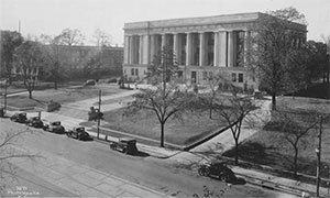 Kansas City Life Insurance headquarters in the 1920s. Courtesy Kansas City Public Library - Missouri Valley Special Collections.