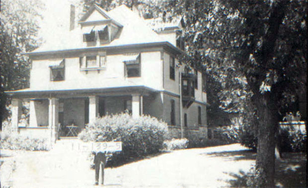 3820 Baltimore in 1940