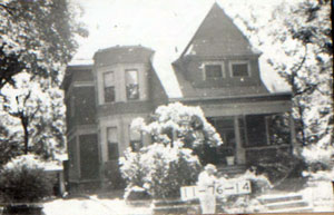 3529 McGee in 1940.