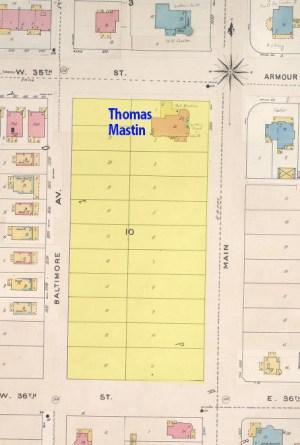mastin map