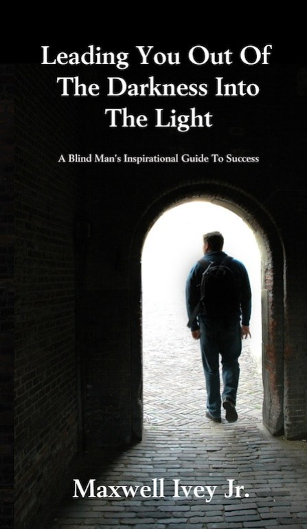 book cover of leading you out of the darkness into the light