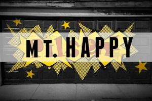 mt. happy banner