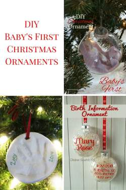 Small Of Babys First Christmas Ornament