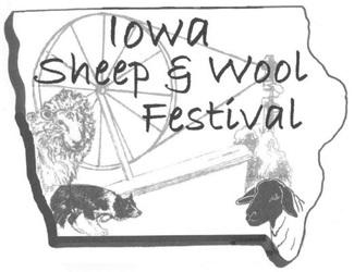 iowa sheep and wool logo
