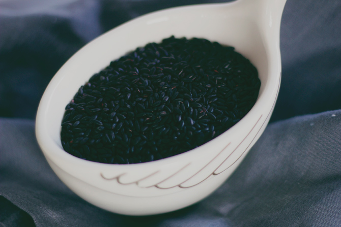 major benefits of black rice