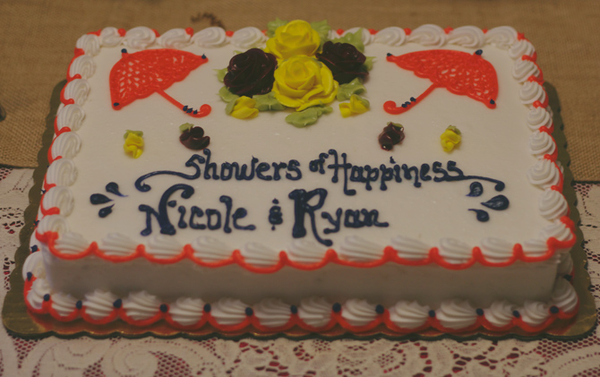bridal shower recap & inspo