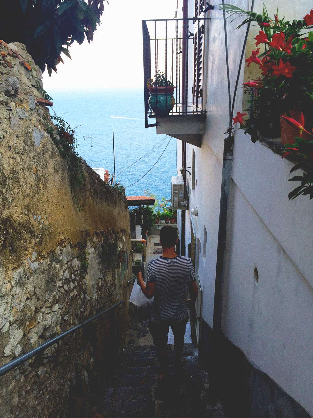 AMALFI COAST - honeymoonin'