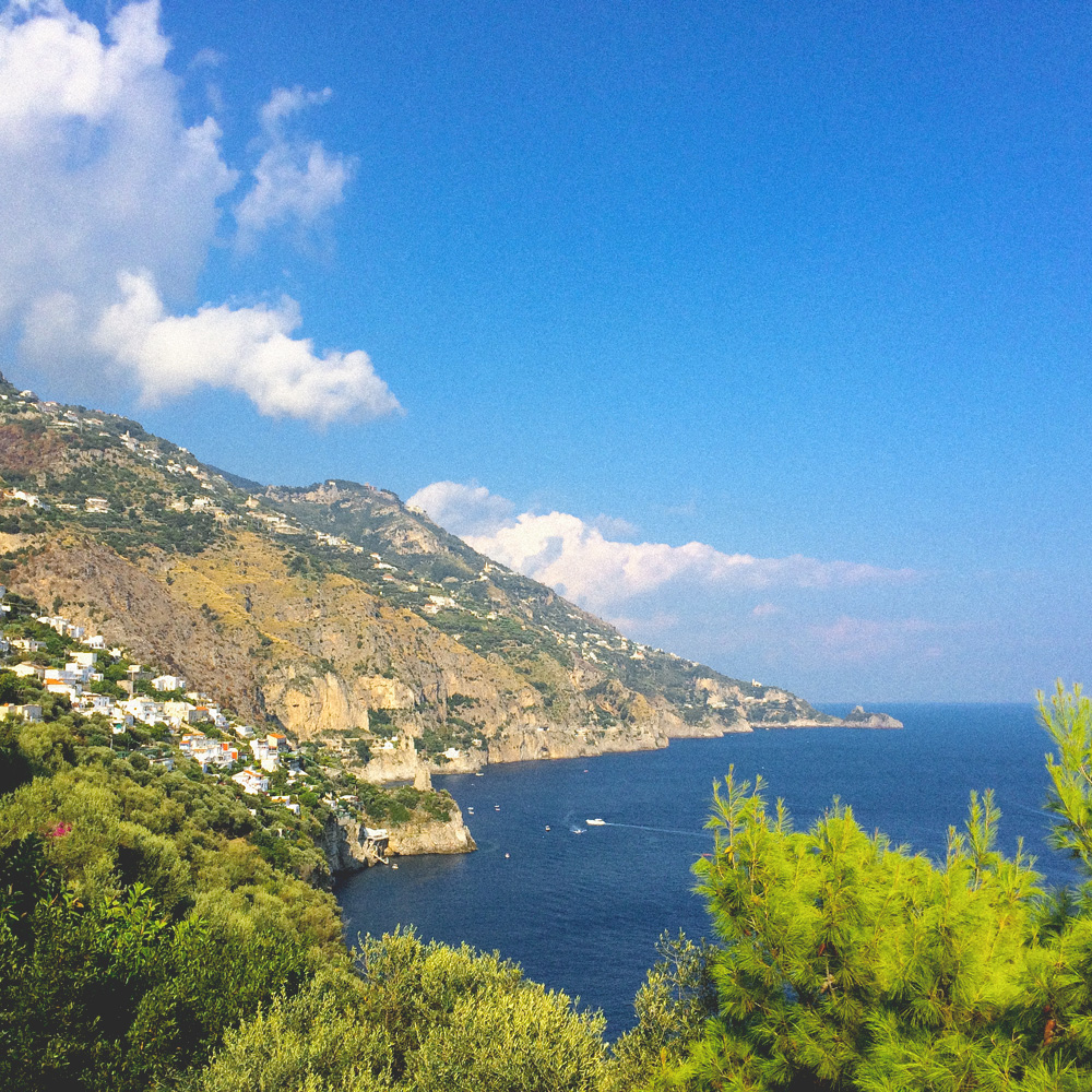 AMALFI COAST honeymoon