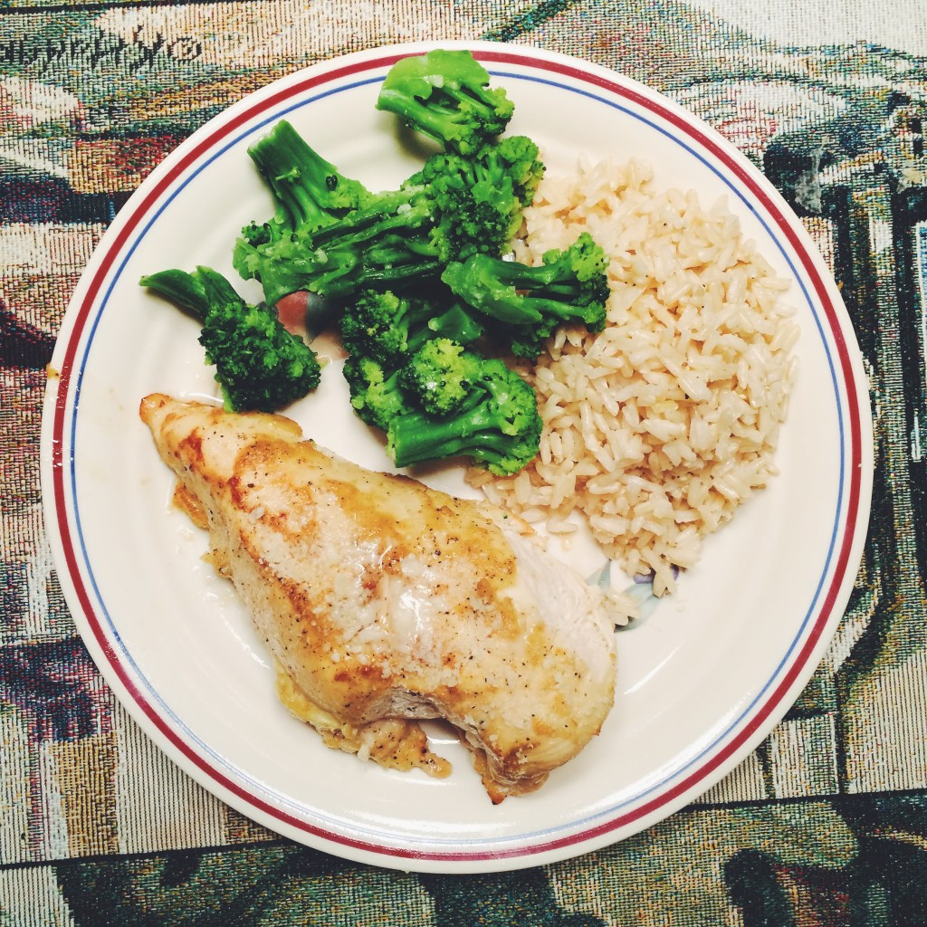 healthy, no-sugar chicken recipe + marinade / midwestlovefest