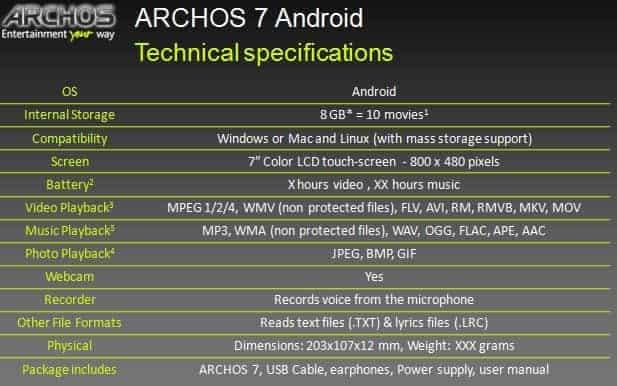 archos4-specs1