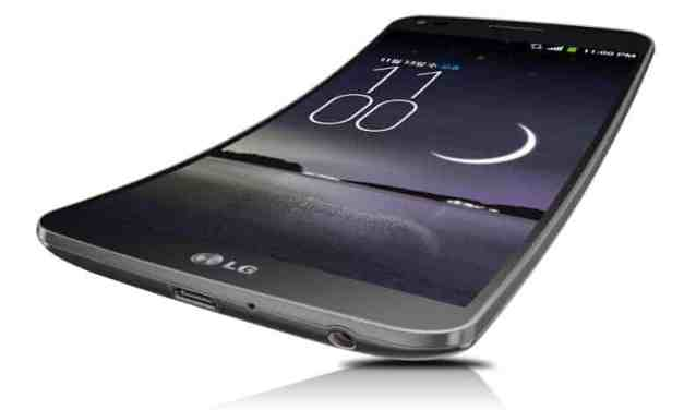 LG G Flex announced : vertically curved 6-inch 720p screen with self repairing back.
