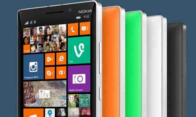 NOKIA LUMIA 930: It's everything you need