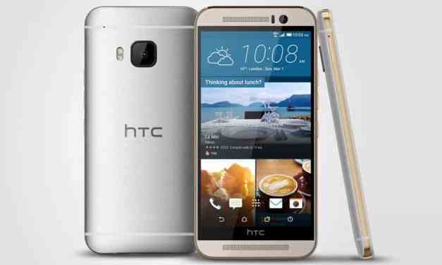 HTC One M9 Announced