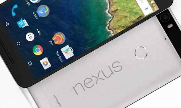 Google / Huawei Nexus 6P Review