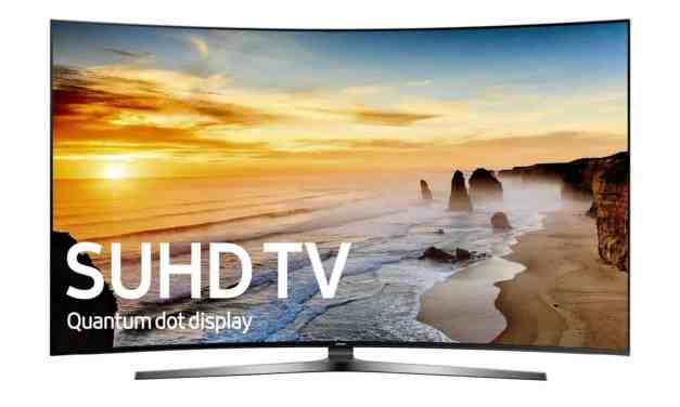 Samsung's 2016 4K TV Pricing & More Details: Quantum Dots, & IoT.