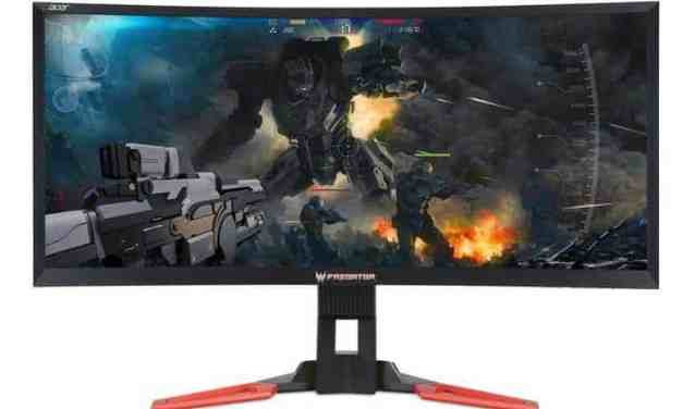 Acer Z35 Predator 35″ Curved 2K G-Sync Pro Gaming Monitor Review