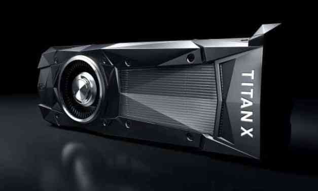 NVIDIA has revealed the latest Titan X, 12GB of GDDR5X, $1,200