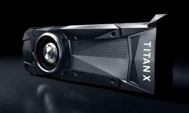 NVIDIA has revealed the latest Titan X, 12GB of GDDR5X, $1,200