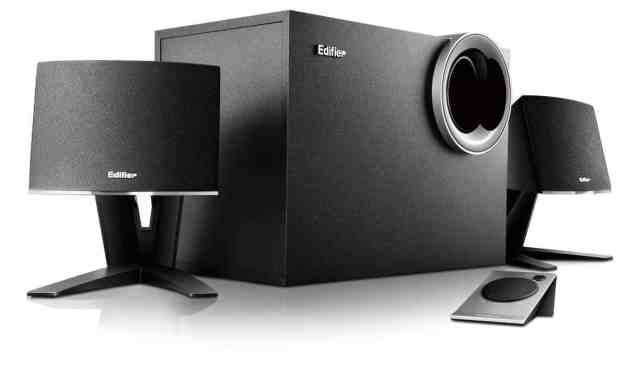 Edifier M1380 2.1 speaker system review